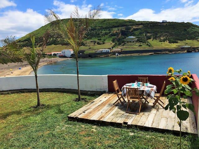 Casa da Praia @ Porto Pim beach