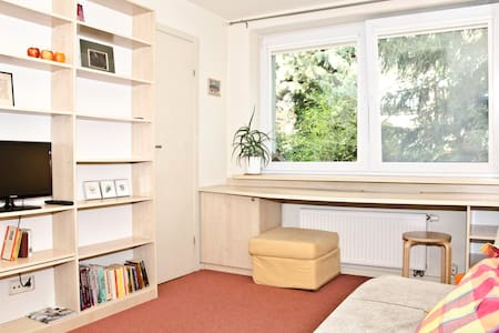 Garden Studio Apartment not far from City Centre - Warsaw
