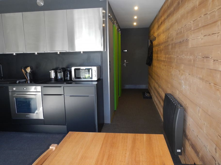 Appartement avec terrasse et garage auron appartements for Garage ravon saint etienne