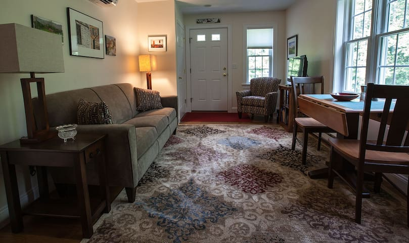 Great apartment in downtown Durham - Durham
