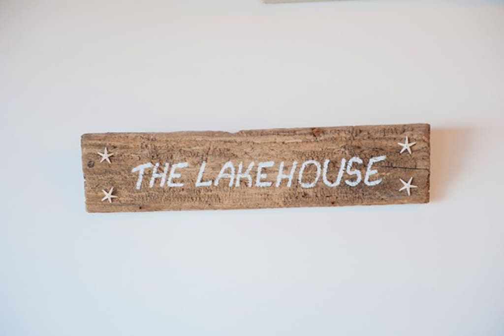 The Lakehouse- need we say more?