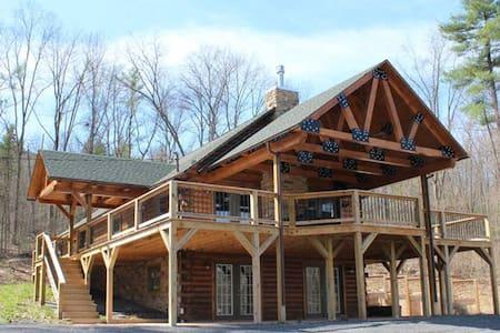 Chateau-du-Gardner - Blanchard - Blockhütte