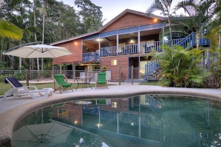 Daintree Village Hideaway bnb - Daintree - Bed & Breakfast