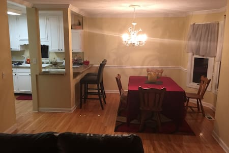 Mountain Condo 10 min from downtown - Chattanooga - Radhus