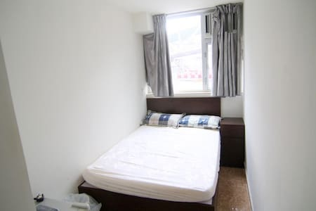 Sunny double room 1 min to MTR*5