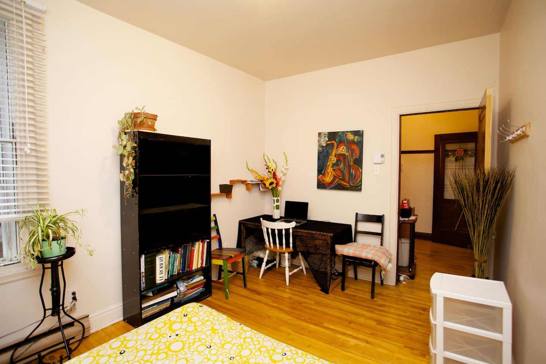 Chambre à louer avec internet sans fil