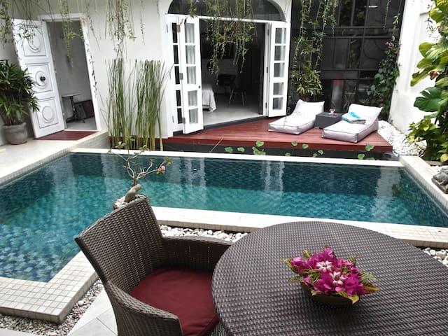 Obsession Suite - Casa Artista Bali - Seminyak - Apartment
