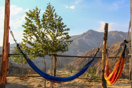 Glamping space in La Paz with your own tent - La Paz