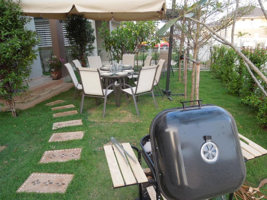 Jardin Barbecue