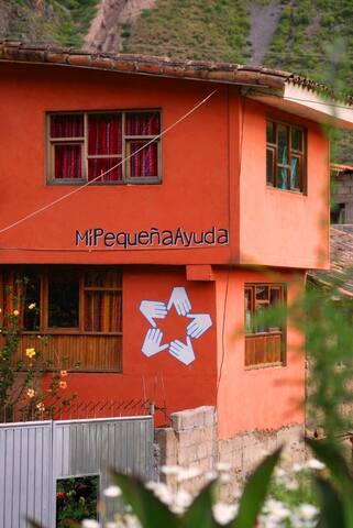 MySmallHelp House - Private rooms - Ollantaytambo - House