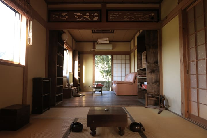 Country house near Nara Deer Park - Nara-shi - Huis