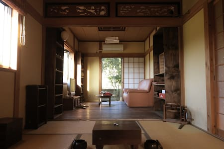 Country house near Nara Deer Park - Nara-shi - Дом