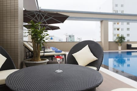 Sea View Apartment - Nha Trang - Lakás