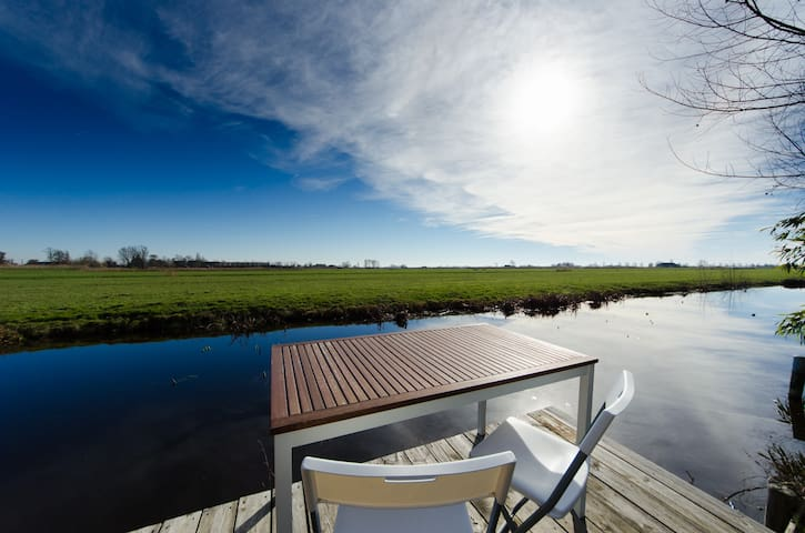 COZY COUNTRYSIDE GUEST HOUSE CLOSE TO AMSTERDAM