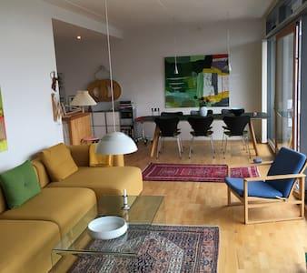 Skøn og eksklusiv penthouselejlighed for par - København - Apartment