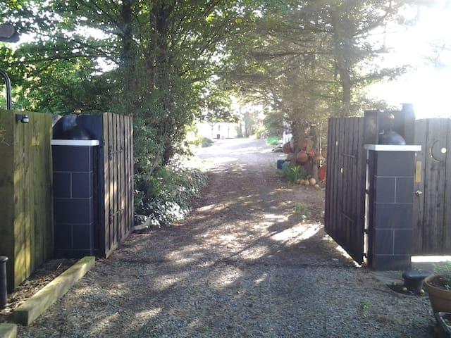 Secret Garden Cabin for Two - Dromore West - Chalet