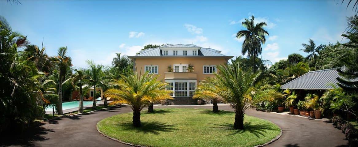 Maison D'Hotes Coignet - Beau Bassin-Rose Hill - Maison