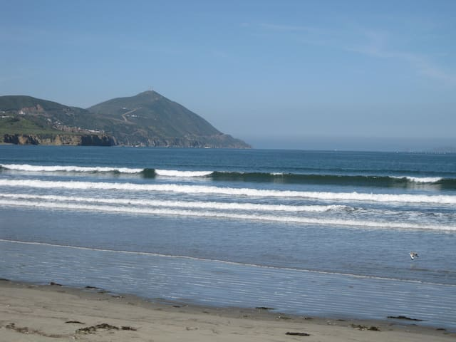 Oceanfront Beauty on Sandy Beach - Ensenada