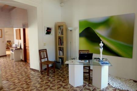 Light, spacios and central flat - Santanyí - Daire