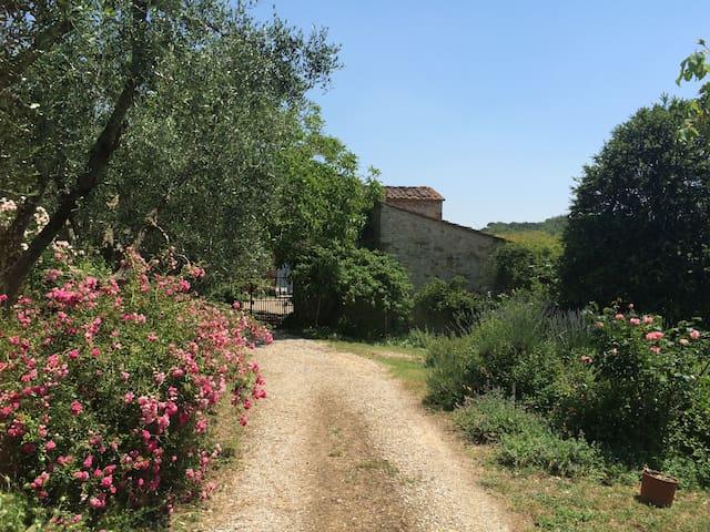 casale alle porte del chianti - Castelnuovo Berardenga - House