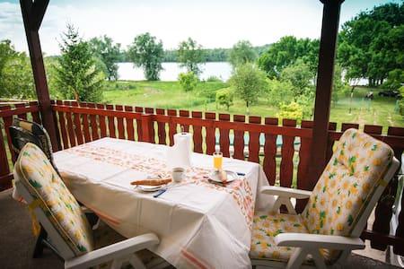 Oasis near Danube - Aljmaš - 一軒家
