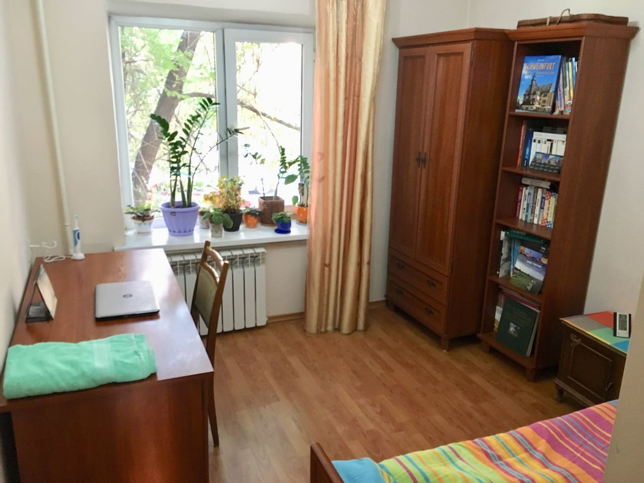 General view of the room