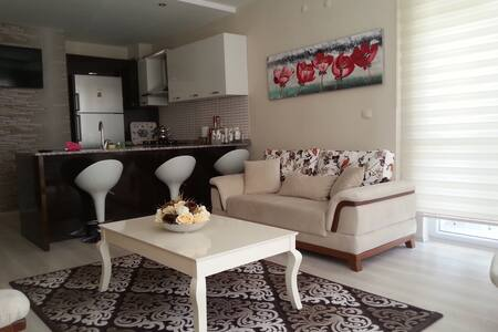 Efra Suite Hotel 2+1 lüks suitler - Eğribucak - Apartment