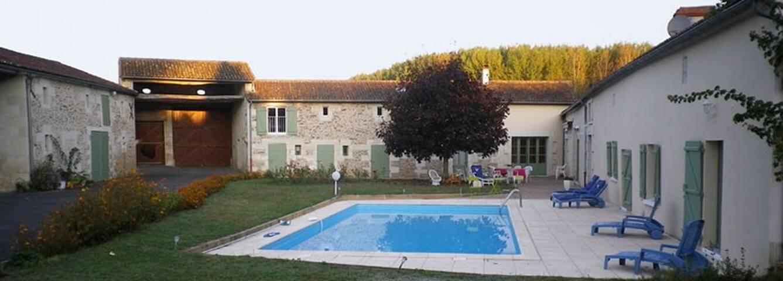 Logis du Jacquelin - Doussay - House