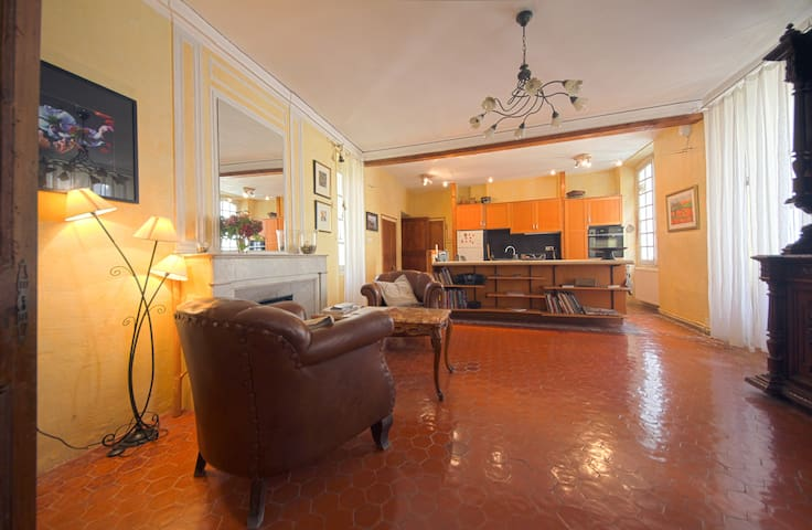 Charming Apartment in Provence - Eleonore - Forcalquier - Lägenhet