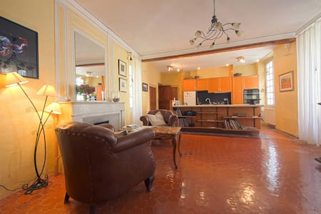 Charming Apartment in Provence - Eleonore - Forcalquier - Appartement