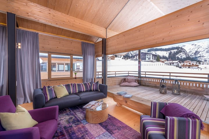 Design Chalet No 686 in Lech - Lech - บ้าน