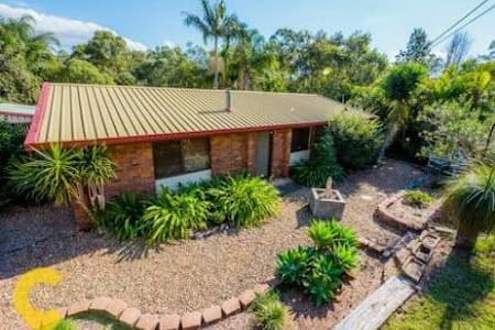 Quiet Clean House Pet friendly - Beenleigh - Hus