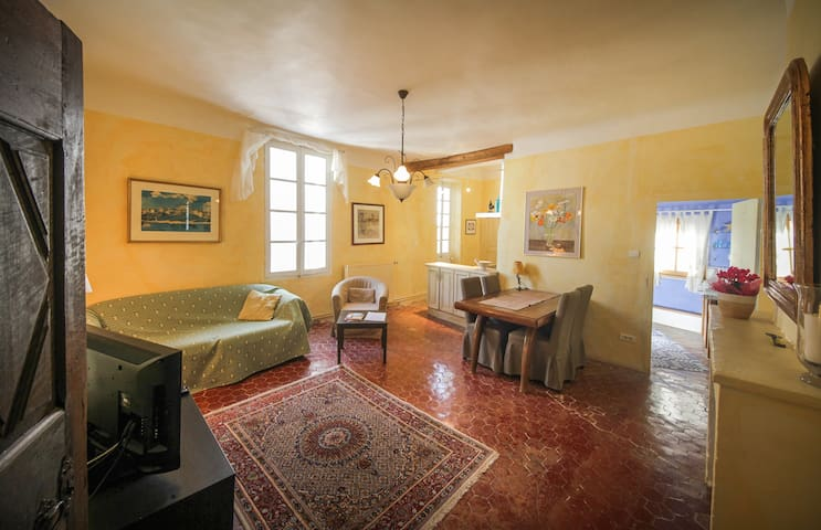 Charming 2-bedroom in Provence - Sancie - Forcalquier - Apartment