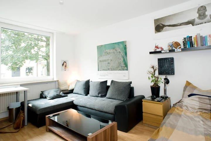 Whole Apartment, City In 5min, WIFI - Munich - Leilighet