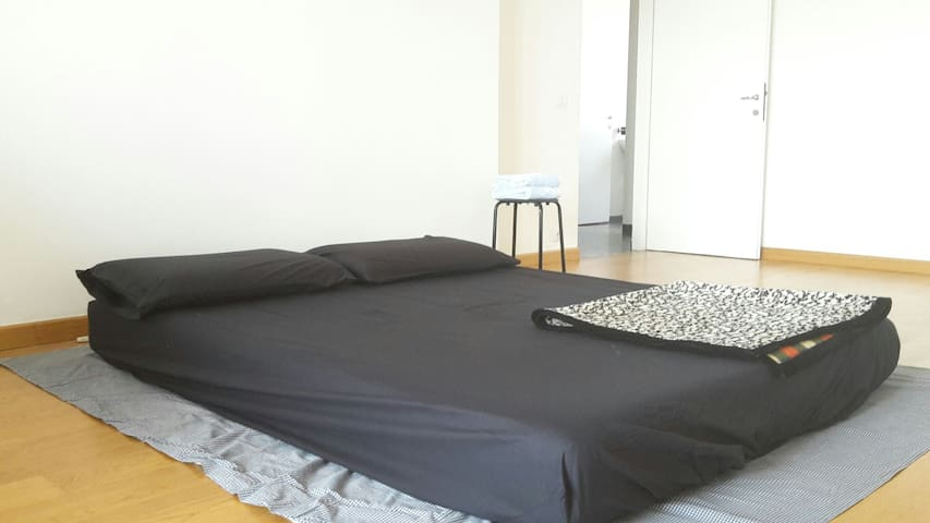 double / triple room - Empty Penthouse - Udine - Wohnung