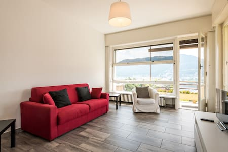 Exclusive apartment with city view - Como - Apartment
