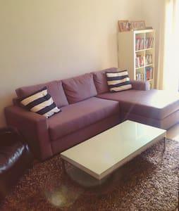 Modern Apartment 10 min from TLV - Ramat Gan - Apartamento