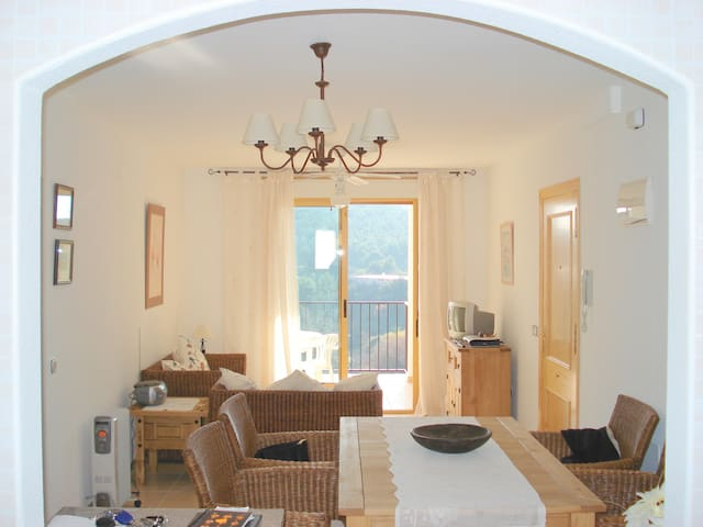 Torre Ponoch Apts, Xirles, Alicante - Polop - Apartamento