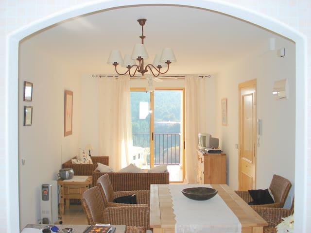Torre Ponoch Apts, Xirles, Alicante - Polop - Apartment