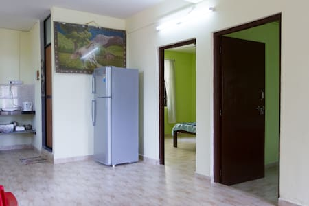 Holiday Apartment near Calangute - Saligao - Huis