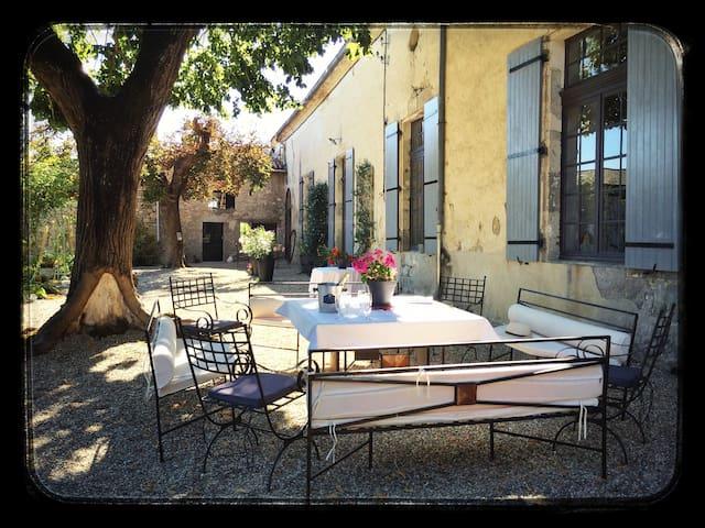 Artagnan remains a renovated XVth s - Nérac - Casa