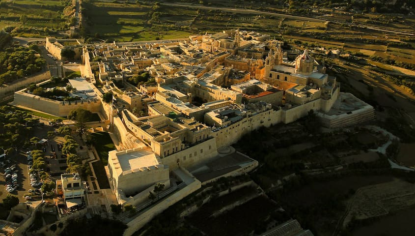 Mdina | Regal House of Character: incredible view!