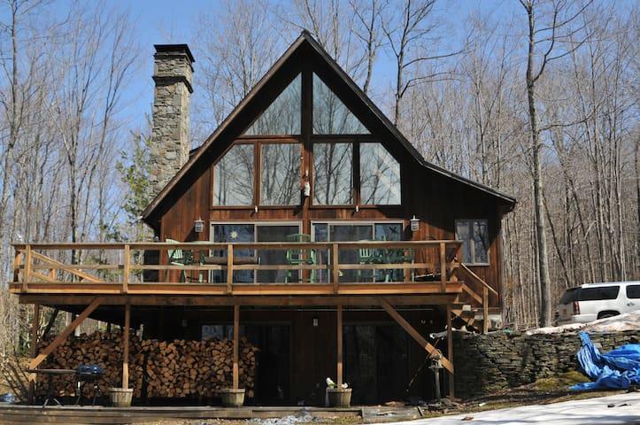 Cozy  Catskills/Belleayre Mt chalet - Fleischmanns