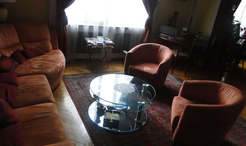 Chambres en centre ville en maison - Vienne - Huis