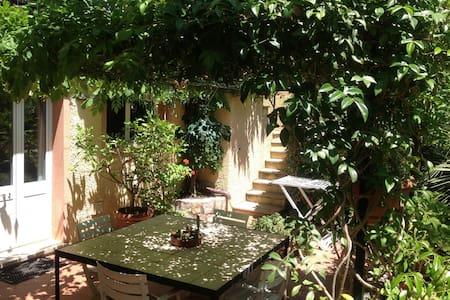 Monolocale in centro con giardino - Palau - Huoneisto