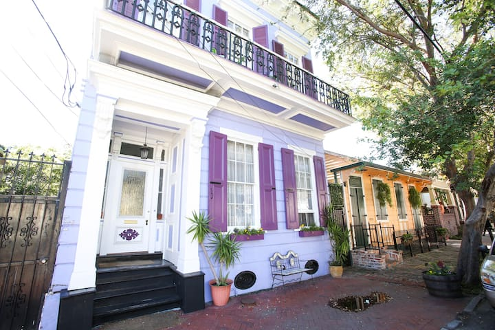 Huckabuck Village in Historic Treme - Nueva Orleans - Bed & Breakfast