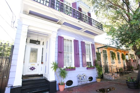 Huckabuck Village in Historic Treme - Nueva Orleans