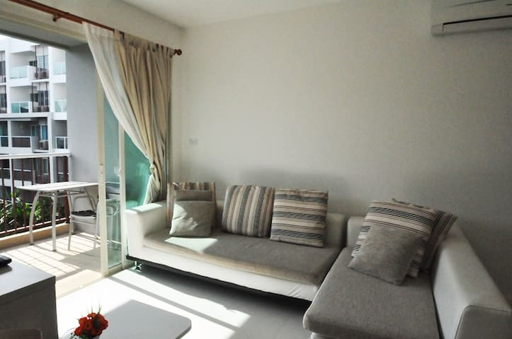 Apartment with pool view - Nong Kae - Appartement