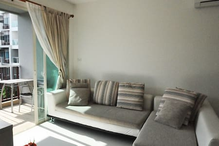Apartment with pool view - Nong Kae - 公寓