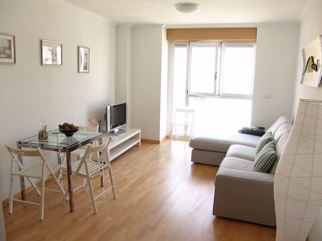 Apartamento nuevo zona centro - Murcia - Wohnung